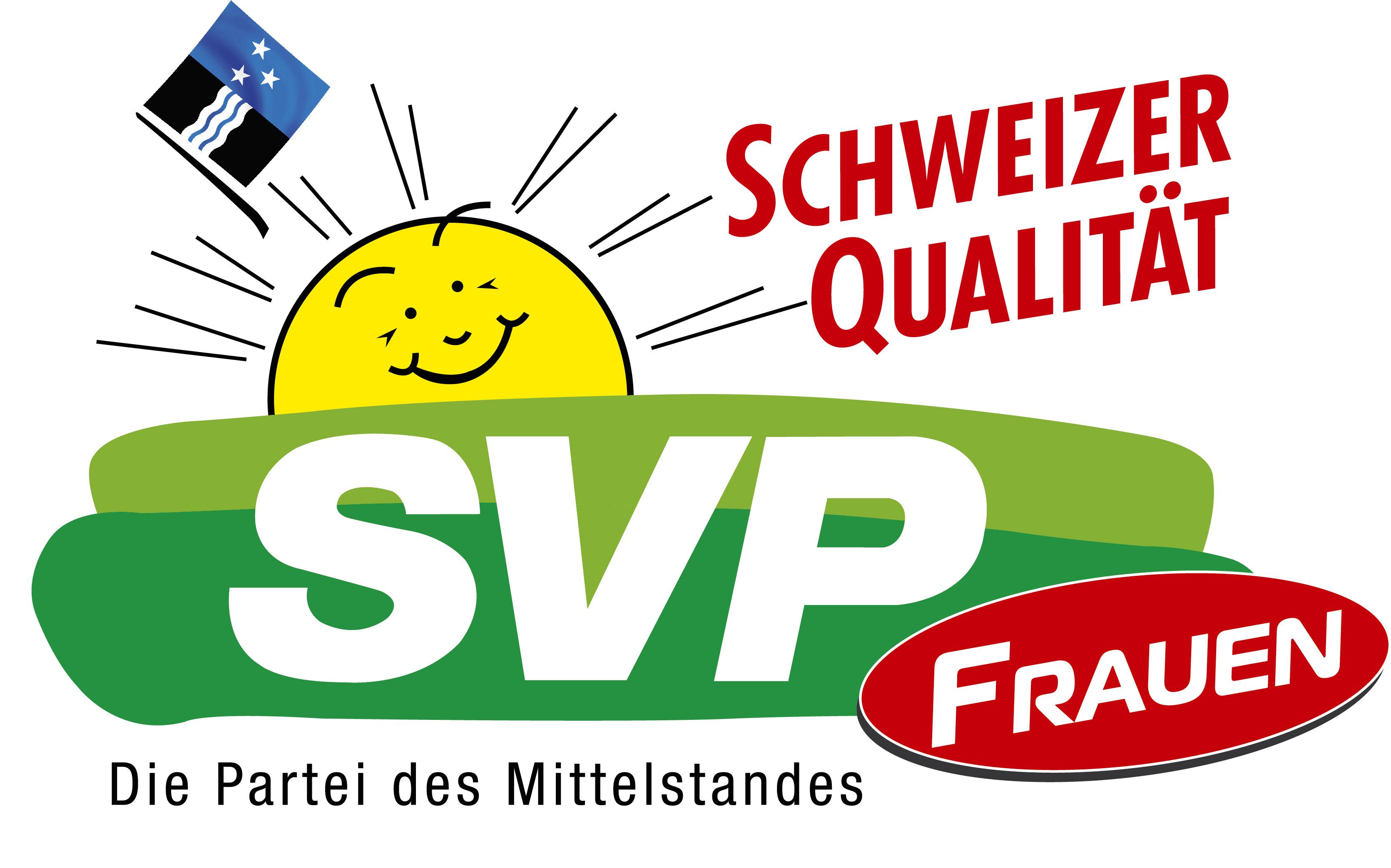SVP Frauen NR-Kandidatinnen in Wohlen