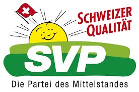 SVP Logo farbe